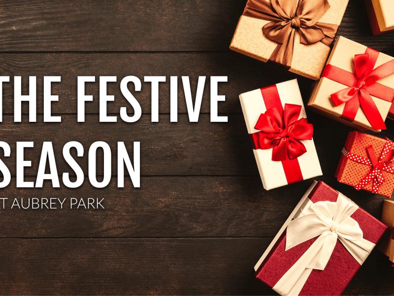 The Festive Season at Aubrey Park